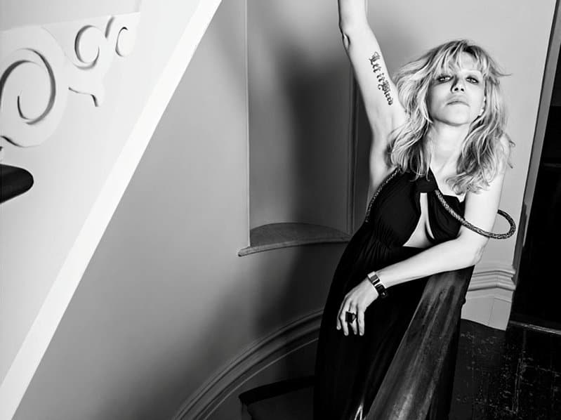 RELAX… IT'S COURTNEY LOVE!